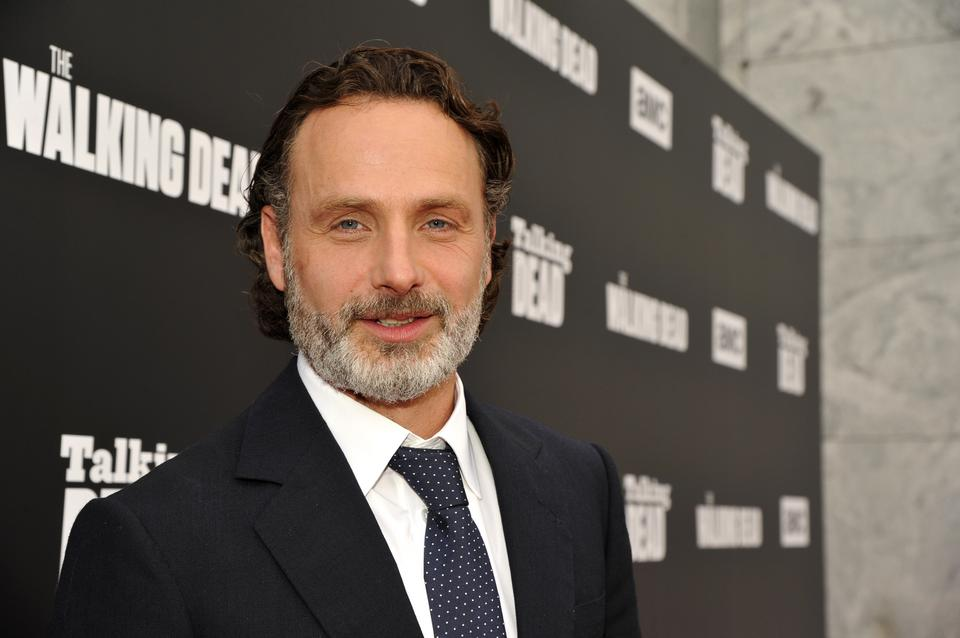 Andrew Lincoln obecnie