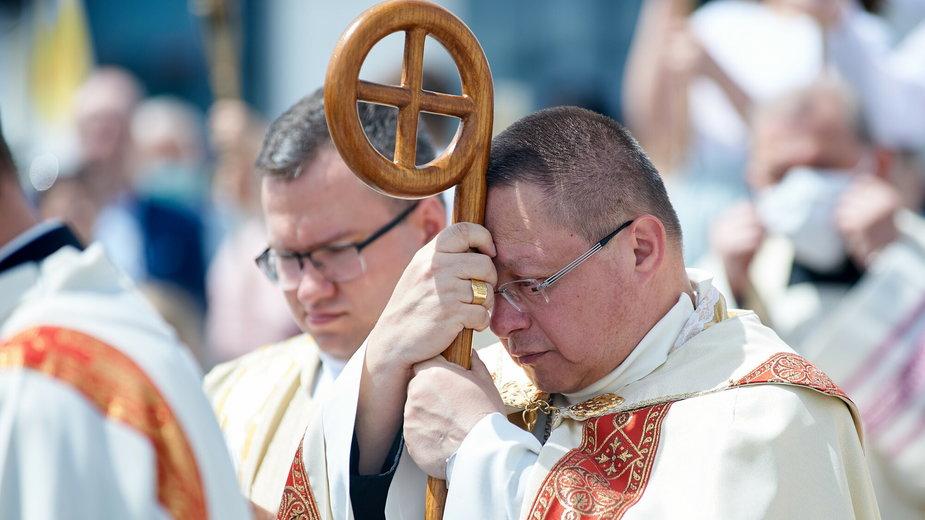 Abp Grzegorz Ryś.