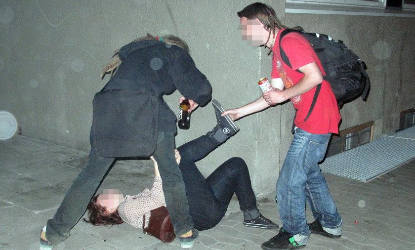 Tak się bawią studenci na juwenaliach.