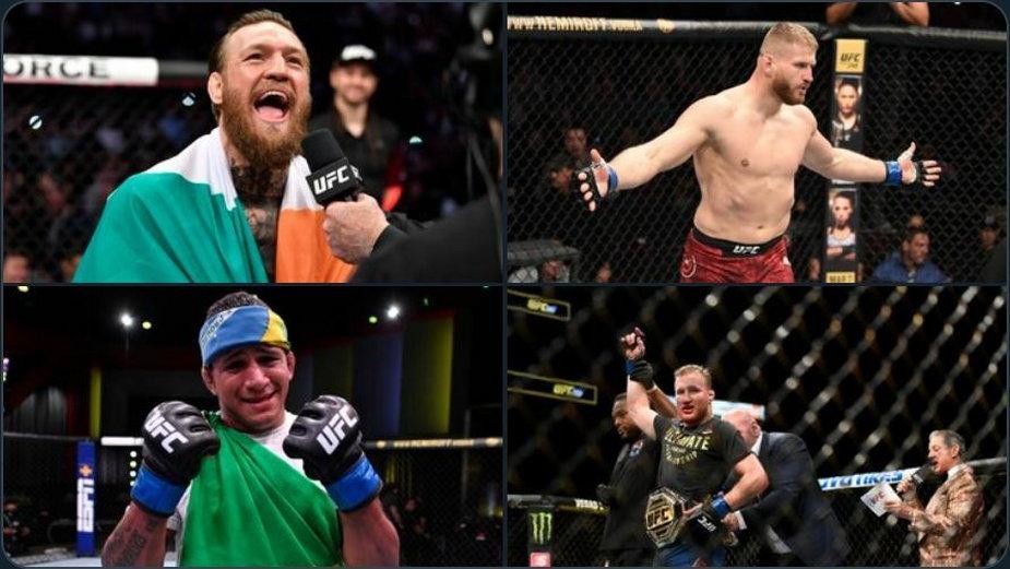 UFC pyta fanów o najlepszy występ w pierwszej połowie 2020 roku – Błachowicz wśród kandydatów