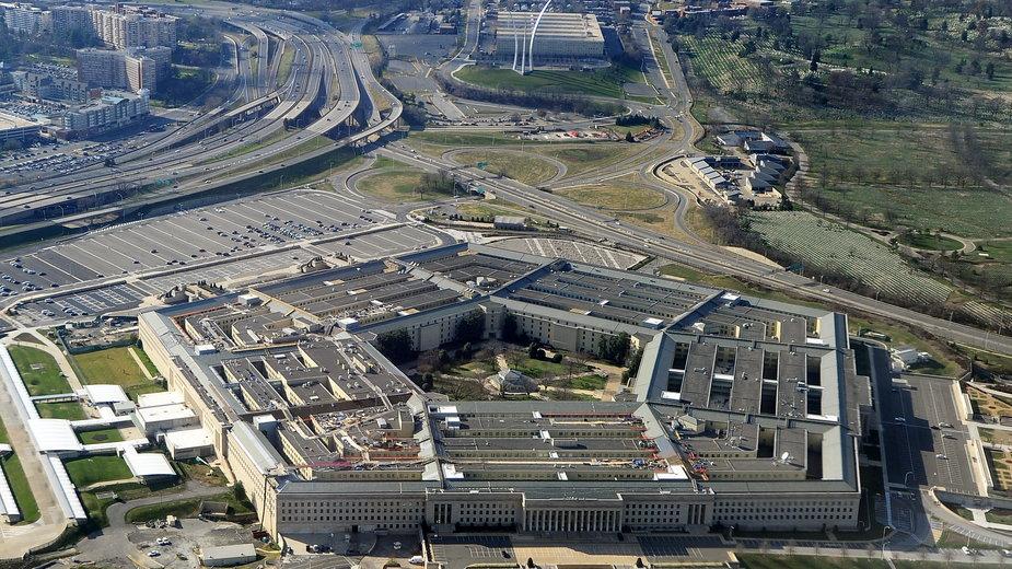 Pentagon (Departament Obrony USA) w Waszyngtonie