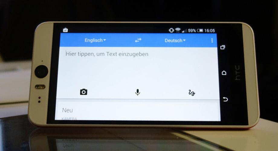 Google Translate: Gratis-Übersetzer zum Datenpreis