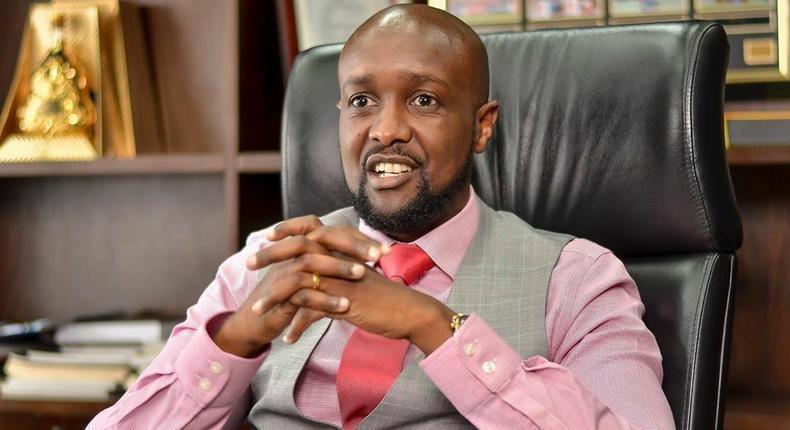SportPesa CEO Ronald Karauri