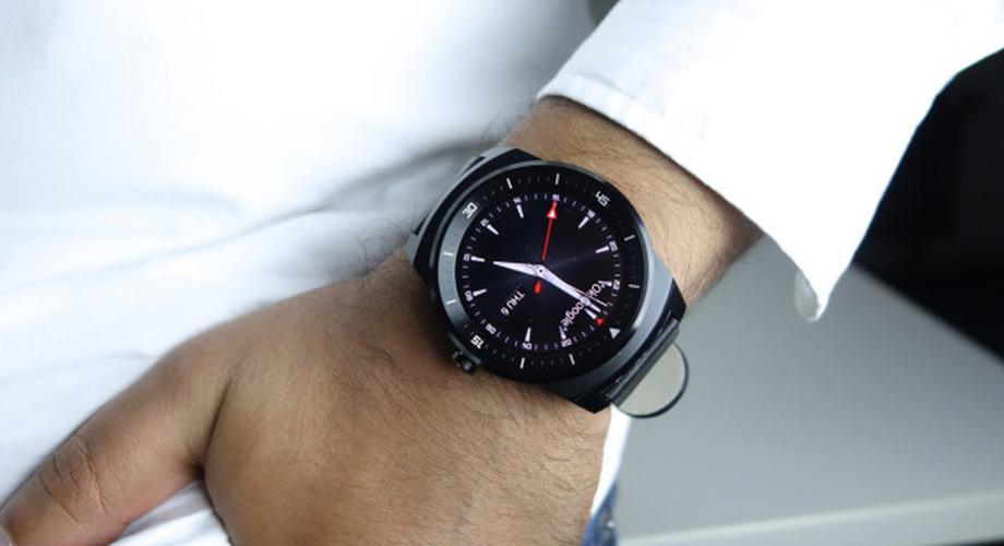 Test: LG G Watch R: Die beste Smartwatch mit Android Wear