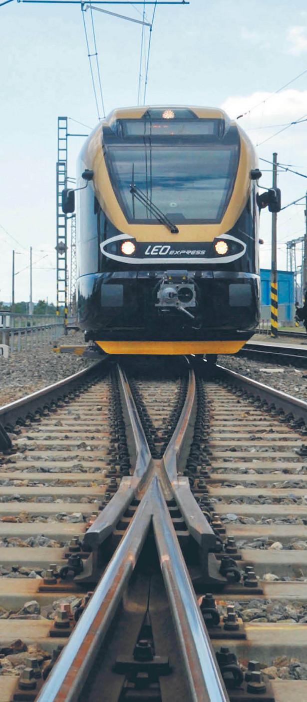 Od grudnia czeski Leo Express zacznie jeździć z Wrocławia do Pragi