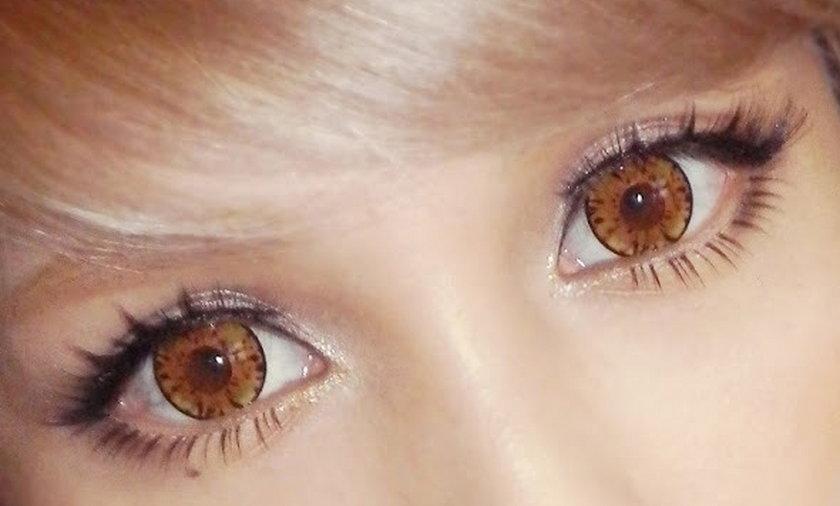 Powiększanie oczu