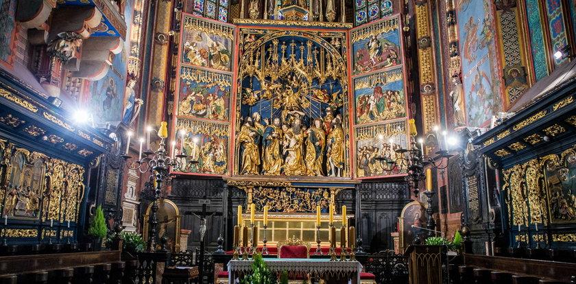 Remont słynnego ołtarza w Krakowie trwał 5 lat i kosztował 14 mln
