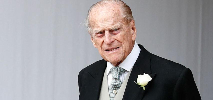 Książę Filip jeszcze długo będzie w szpitalu. Mąż królowej miał operację serca