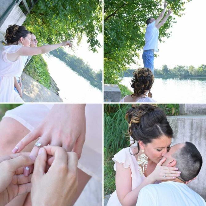 Slike sa venčanja  Ruže i Nemanje Jovanov