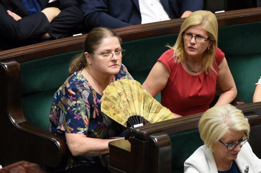 Krystyna Pawłowicz odejdzie z polityki? Tak deklaruje