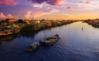 Oto nowy punkt zapalny w rejonie Indo-Pacyfiku: rzeka Mekong
