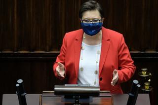 Lubnauer: Lewica nie powinna współpracować z PiS w sprawie Funduszu Odbudowy