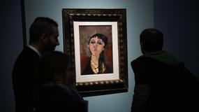 Wystawa prac Modiglianiego została zamknięta. 21 spośród 30 obrazów to podróbki