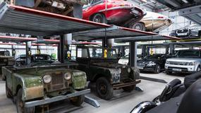 Jaguar Land Rover ma największe na świecie centrum klasyków
