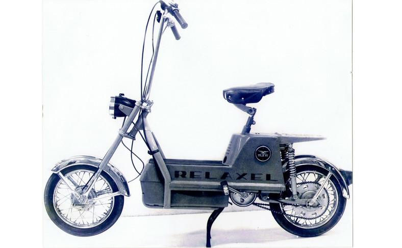 WSK Relaxel z połowy lat 70. - skan zdjęcia
