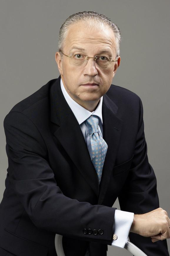 Predsednik Saveta guvernera NBS Nebojša Savić