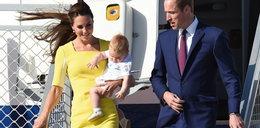 Rodzina książęca błyszczy już w Australii