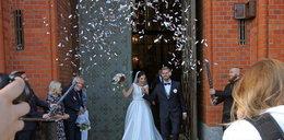 Martyna i Wojtek pobrali się. Byliśmy tam z kamerą