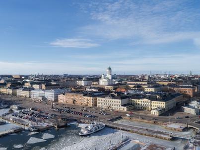 Helsinki i Tallinn coraz mocniej się ze sobą integrują