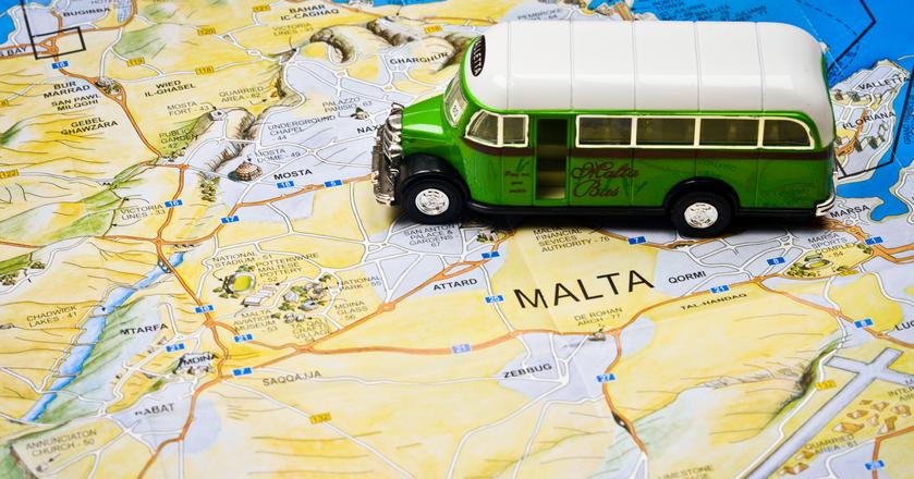 Autobusem po Malcie. Dotyk historii jest obecny tutaj na każdym kroku