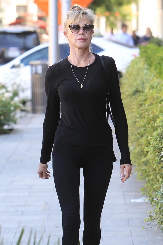 Melani Grifit se više puta izborila sa rakom kože