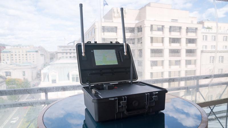 DJI stworzył narzędzie wykrywania dronów