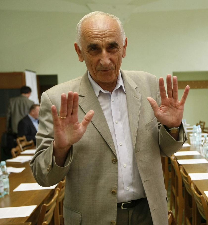 Stanisław Żelichowski, posełPSL