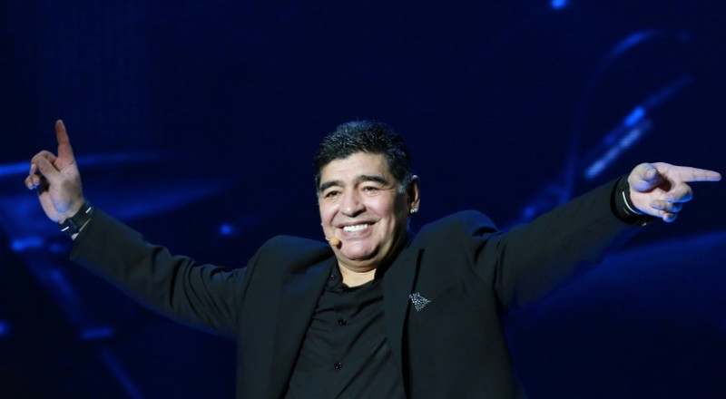 Football legend Maradona dead at 60: spokesman