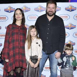 Córka Tomasza Karolaka chce zostać aktorką