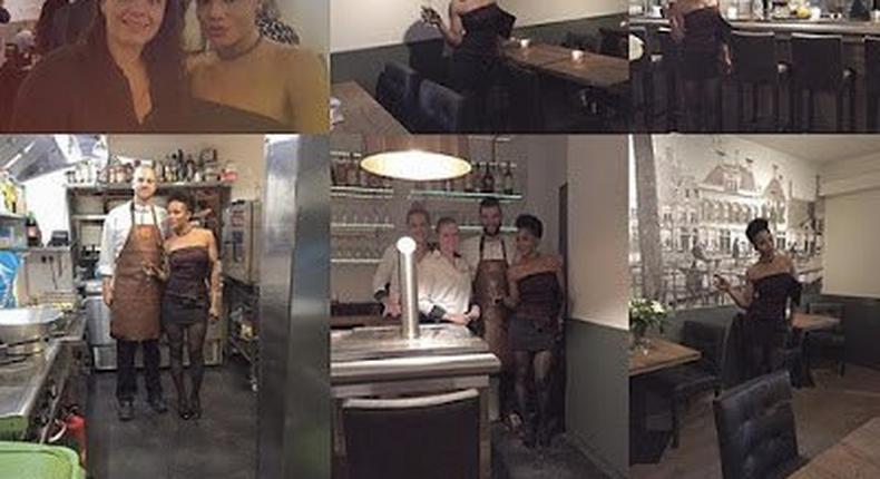 Maheeda opens new restaurant