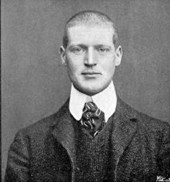 Arčibald Rajs, svetski autoritet i prijatelj Srba