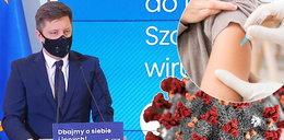 Jak będą wyglądały szczepienia na COVID-19 w Polsce? Szef kancelarii premiera ogłosił szczegóły