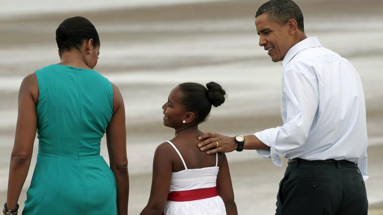 Obama przekonuje: Warto wypoczywać na Florydzie