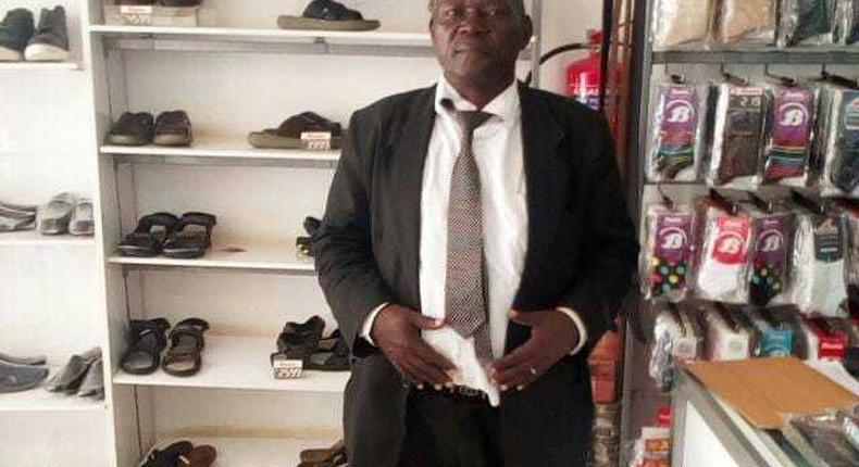 Chief Mayau Mukengu (Twitter)