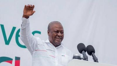 Opinion: NDC presidential primaries being rigged for Mahama