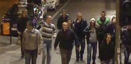 Policja szuka podejrzanych o pobicie