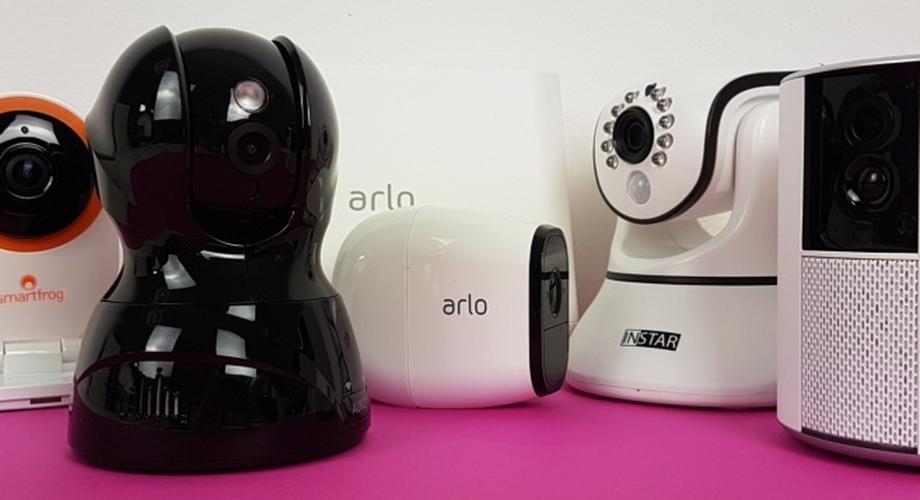 Bestenliste: Security-WLAN-Kameras mit Cloud-Speicher