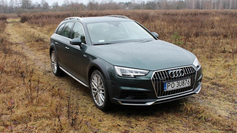 Audi A4 Allroad– doskonałe auto w nieprzyzwoitej cenie