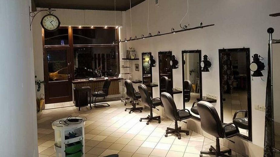 Najstarszy zakład fryzjerski w Warszawie