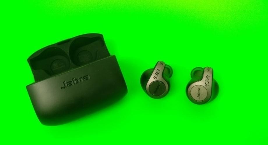 Jabra Elite 65t: spitzenmäßiges True-Wireless-Headset im Test