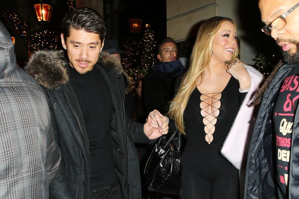 Mariah Carey z ogromnym dekoltem. Przesadziła?