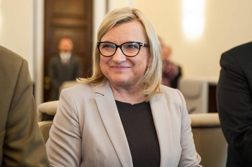 Beata Kempa, członek Rady Ministrów