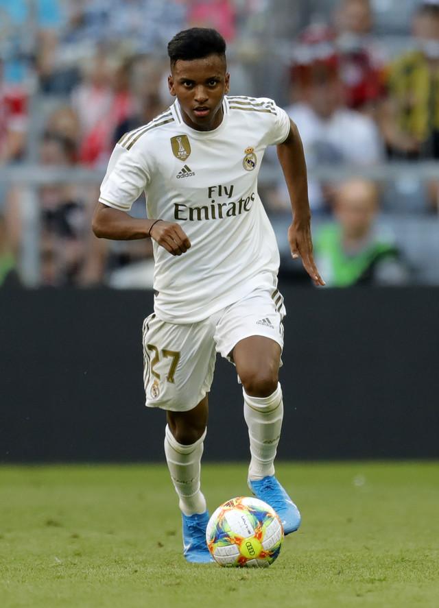 Najmlađe pojačanje Reala ovog leta, Brazilac Rodrigo (Rodrygo)