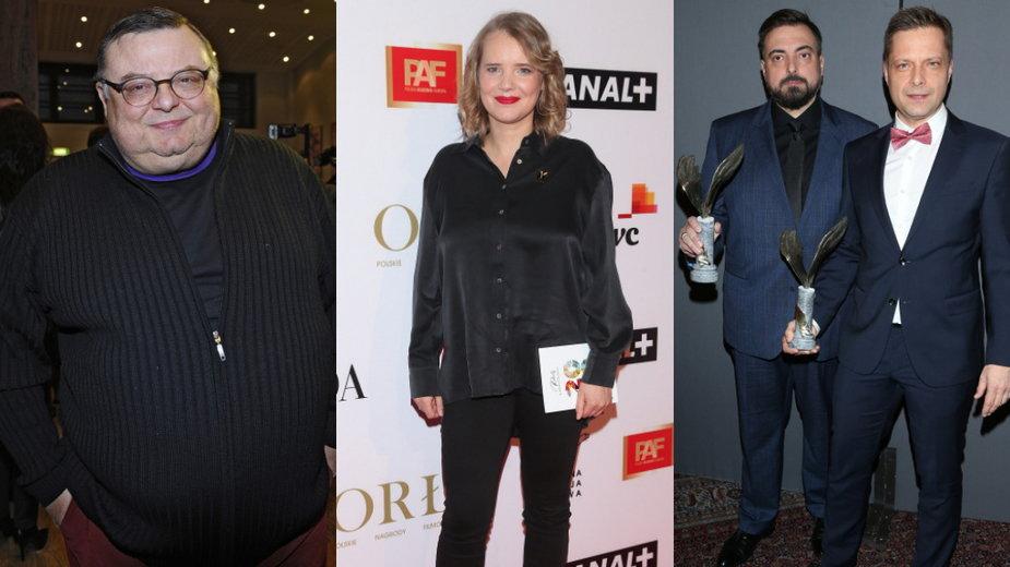Wojciech Mann, Joanna Kulig, Marek i Tomasz Sekielscy: gwiazdy ASP 2020