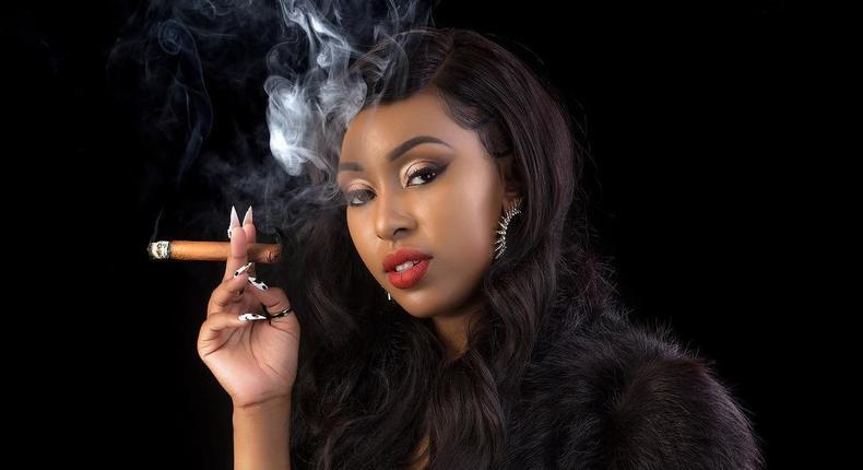Faith Makau alias Amber Ray