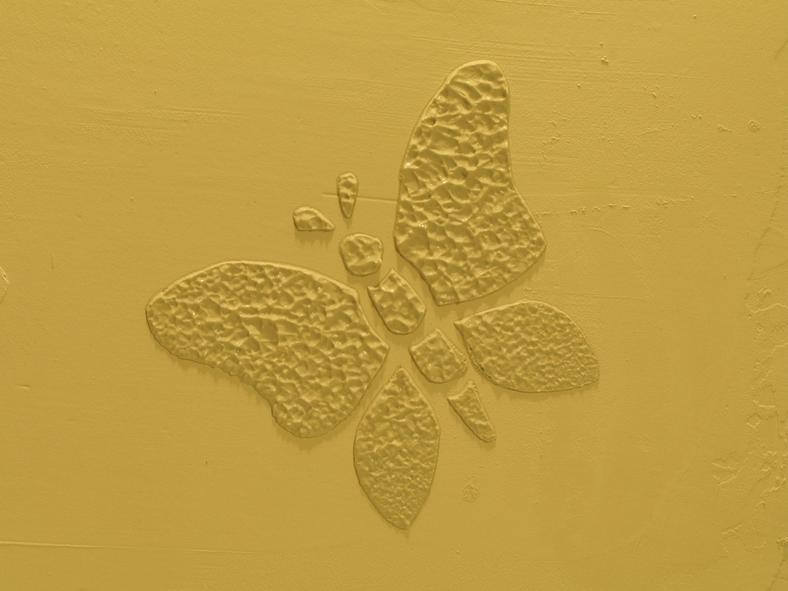 Motylek - krok 4