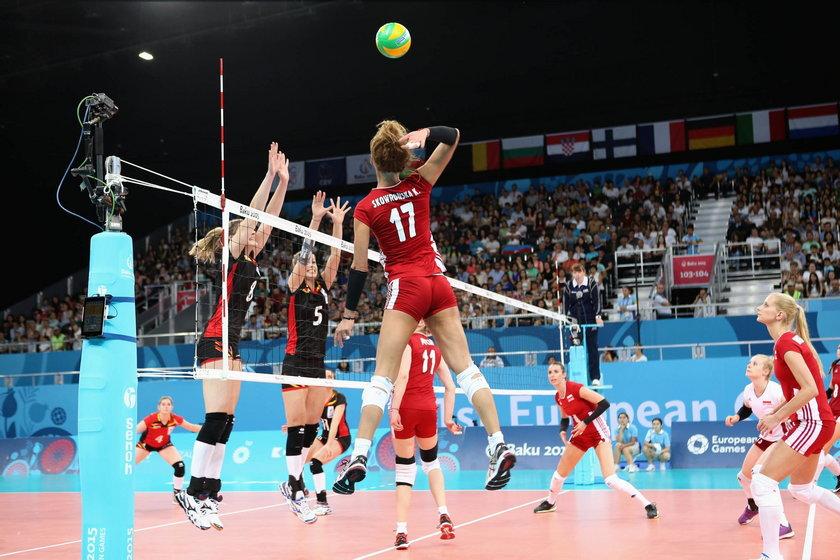 Ale zawaliły Polki! Katastrofa w meczu z Belgią
