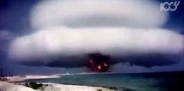 Ile wybuchów jądrowych było na Ziemi? Niepełna liczba przeraża!