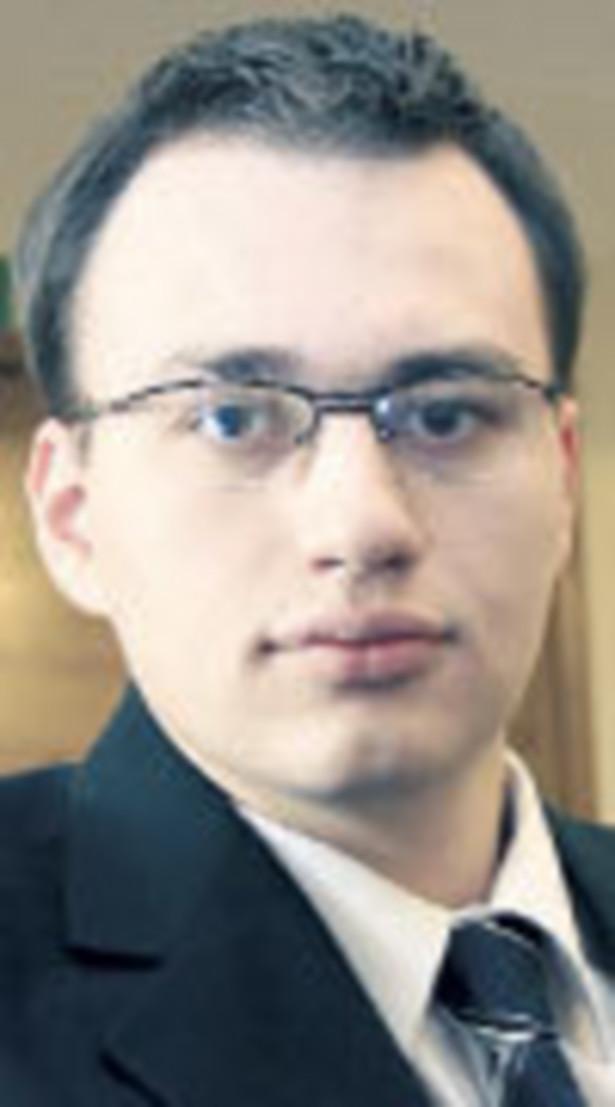 Michał Zając, doradca podatkowy w Independent Tax Advisers