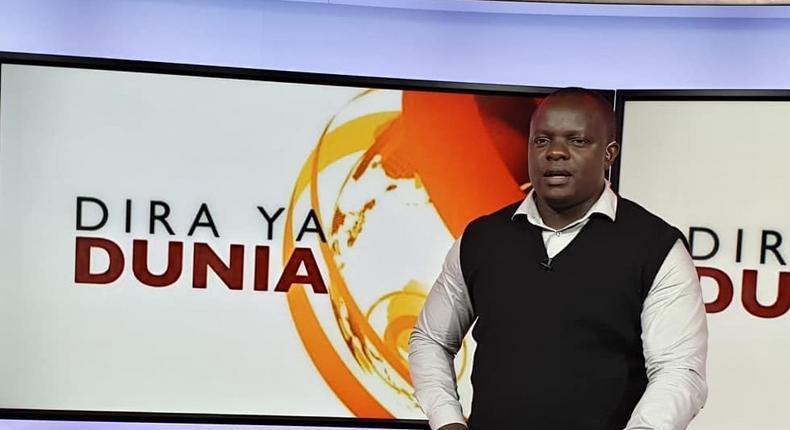 BBC Journalist Ferdinand Omondi